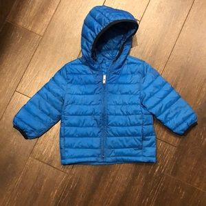 BabyGap Light Puffer. Used only 1 weekend!